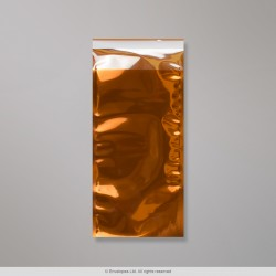 229x114 mm Orange Translucent Bag