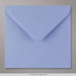 155x155 mm Wedgewood Blue Envelope