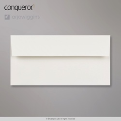 WT01350 - 110x220 mm (DL) Sobre Blanco intenso Conqueror