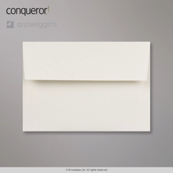 114x162 mm (C6) Oyster Conqueror Laid Envelope