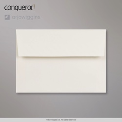 114x162 mm (C6) Oyster Conqueror Wove Envelope
