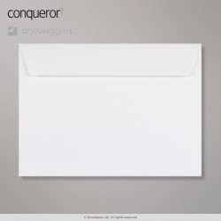 229x324 mm (C4) Brilliant White Conqueror Laid Envelope