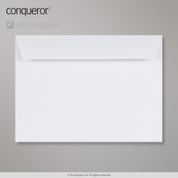 229x324 mm (C4) Diamond White Conqueror Laid Envelope