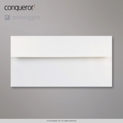 110x220 mm (DL) Goldener Conqueror Briefumschlag