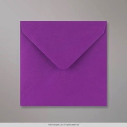 130x130 mm Purple Envelope