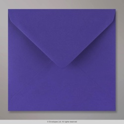 155x155 mm Iris Blue Envelope