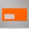 110x220 mm (DL) Neon Orange Envelope with Window