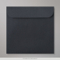 126x126 mm Envelope Para CD - Preto